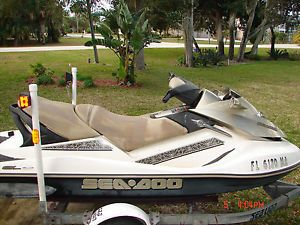 2004 Sea Doo Bombardier GTX 4 Tec Non Working