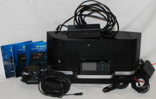 Audiovox BXDNX1V1 Sirius XM Onyx Dock Play Radio Works with Car FM Radio 884720012198