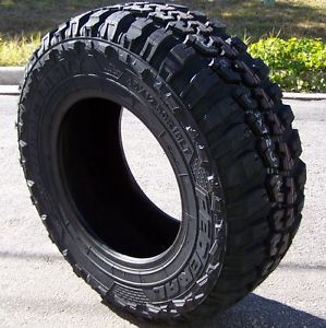 "35"" Federal Couragia MT Mud Terrain Tires Lt 35x12 50x18 Dodge Chevy Ford Toyota"