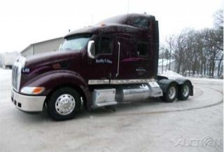 2007 Peterbilt 387 Conventional Semi Truck Used