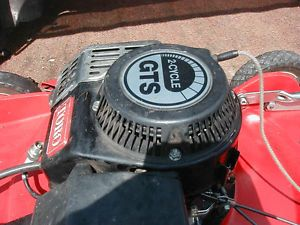 Toro GTS Suzuki 2 Cycle Lawnmower Engine Recoil Lawn Mower