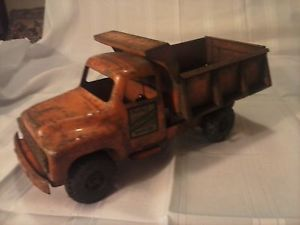Vintage Buddy L Hydraulically Operated Truck Great Parts Toy