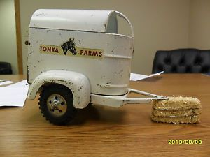 Tonka Farms Horse Trailer