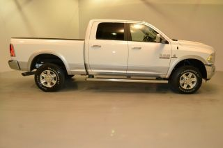 New 2013 Dodge RAM 2500 Laramie Leather 4x4 6 7L Cummins Save at Kchydodge