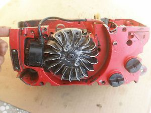 Crankcase Jonsered 2095 Turbo Chainsaw Engine Bottom End Look Please Ref 27