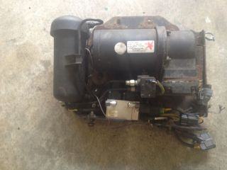 2005 Hummer H2 Air Ride Suspension Compressor Rear Air Compressor Used