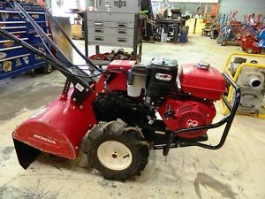 Honda FRC800A Rear Tine Tiller Self Propelled with 8 HP Honda Engine