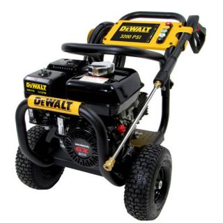 Dewalt DXPW3228 3200 PSI Gas Powered Cold Water Commercial Grade Pressure Washer
