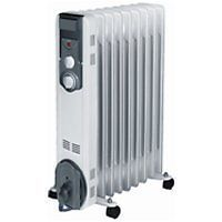 Oil Filled Heater 600 900 1500 Electric Heaters Portable Space Heater