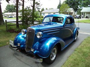 1935 Chevy Business Coupe Street Rod Hot Rod Car