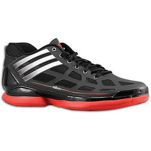 Adidas Adizero Crazy Light Low Basketball Shoe Black Size 10 5 New MSRP $115