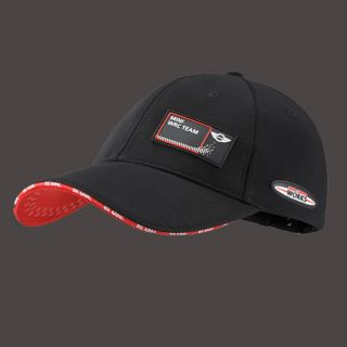 Mini Cooper s WRC Team Cap Adult One Size Unisex New for 2012 Rally
