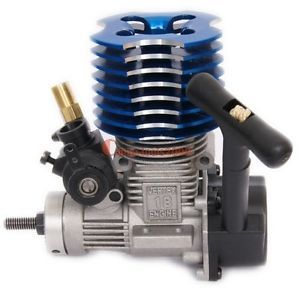 HSP 02060 Blue SH Engines EG630 1 10 R C Car Buggy Truck 18 Nitro Engine 2 74cc