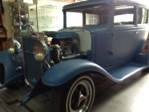 1931 Chevy 2 Door Sedan Street Rod Hot Rod