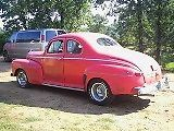 1946 Ford Business Coupe Classic Car Street Rod Hot Rod Rat Rod Super Deluxe