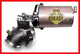 BD Exhaust Brake Dodge RAM Cummins Diesel 5 9L 88 98