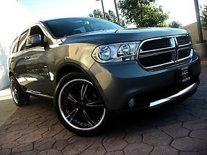 "Dodge Durango Jeep Cherokee New 22"" Wheels Tires Set 4 Rims Mopar Mags 22"