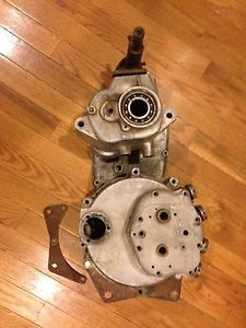 1940 Indian Sport Scout 640 Engine Transmission Inner Primary Cases