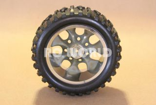 1 10 RC Truck Truggy Tires Wheels Tamiya Kyosho
