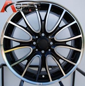 17x7 Mini Cooper Replica Wheels Fits Mini Cooper s All 02 03 04 05 06 07 08 09