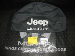 New 2002 2003 2004 2005 Mopar Jeep KJ Liberty Custom Spare Tire Cover