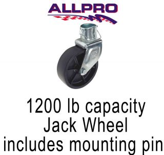 Jack Wheel Enclosed Dump Cargo Utility Trailer Parts