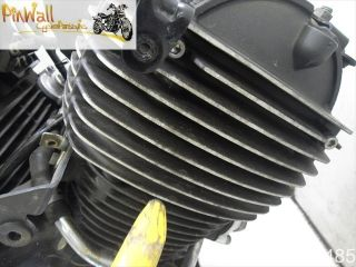 07 Yamaha V Star 650 VStar XVS650 Engine Motor Videos