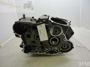 08 Kawasaki KLR650 KLR 650 Engine Cases Crankcase