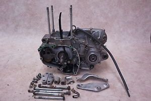 2004 04 CRF 450R CRF450R CRF450 450 Engine Motor Bottom End Crank Cases Tranny