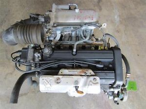 Honda CRV B20B Engine