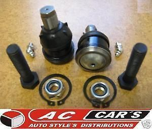 2 Lower Ball Joint Chrysler Town Country Van 99 00
