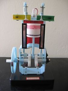 Gasoline Engine Model Internal Combustion Engine Lab