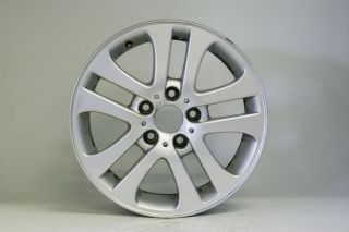 "Used 17"" BMW 3 Series Silver Factory Wheel 59342"