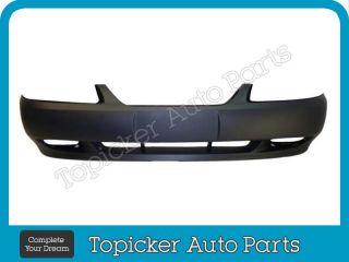 99 04 Ford Mustang GT Bumper Header Panel Grille 3pcs