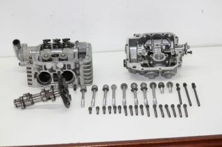06 Yamaha Rhino 660 Engine Cylinder Head Top End