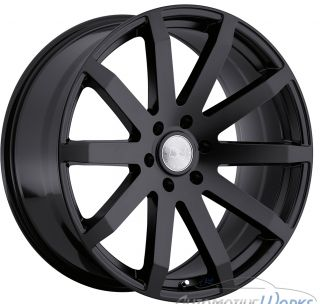 22x9 5 Black Rhino Traverse 6x135 30mm Matte Black Rims Wheels inch 22""