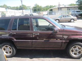 1997 Jeep Grand Cherokee Limited 4x4