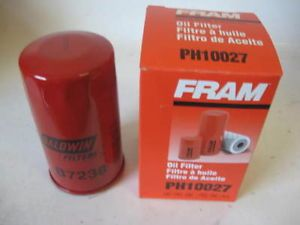 Onan Hgjaa Hgjab Hgjac KV Series Generator Fram PH10027 Oil Filter