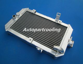 For Yamaha Raptor 660 YFM 660 YFM660R 01 02 03 04 05 Aluminum Radiator 2001 2002