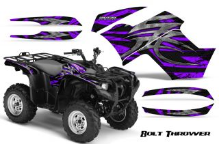 Yamaha Grizzly 700 550 Graphics Kit Decals Stickers BTPR