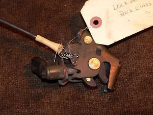 2003 Ford Explorer Door Lock Latch Actuator Back Glass
