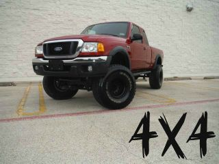 2004 Ford Ranger 4x4 Lift Kit Low Miles