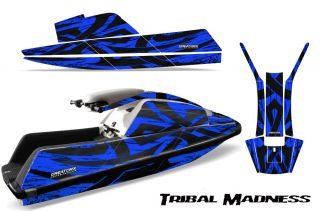 Yamaha Superjet Jet Ski Square Nose Graphics Kit jetski Decals TMBL