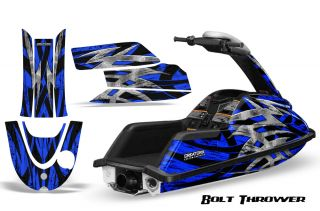 Yamaha Superjet Jet Ski Graphics Kit jetski Decals BTBL