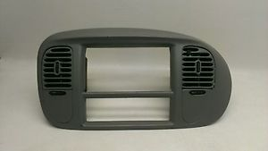 97 02 Ford Expedition F150 Radio Climate Dash Trim Bezel 4x2
