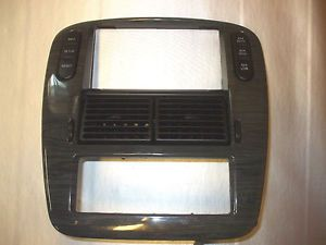 Ford Explorer Radio Bezel