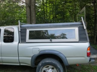Toyota Tacoma Aluminum Truck Topper Work Utility Truck Bed Cap