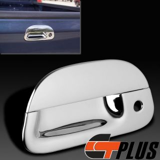 99 07 Ford F250 F350 Superduty 97 03 F150 Pickup Chrome Tailgate Handle Cover