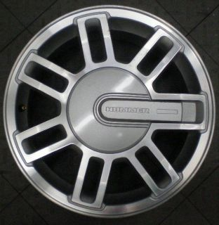"6304 Hummer H3 16"" Factory Alloy Wheel Rim Single Spare M A"