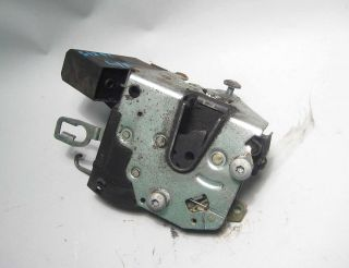 BMW E36 Left Front Door Lock Latch Actuator 94 99 2dr 318IS 325IS 325IC 318TI M3